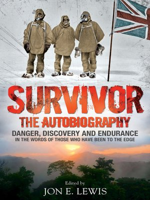 cover image of Survivor--The Autobiography