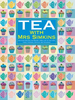 cover image of Tea with Mrs Simkins