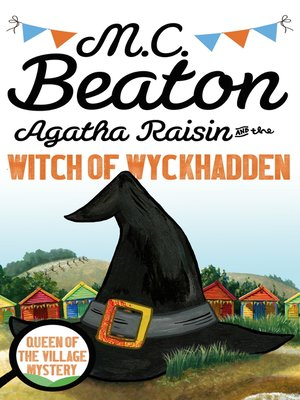 cover image of Agatha Raisin and the Witch of Wyckhadden