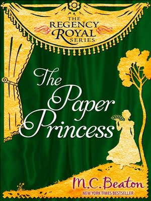 cover image of The Paper Princess