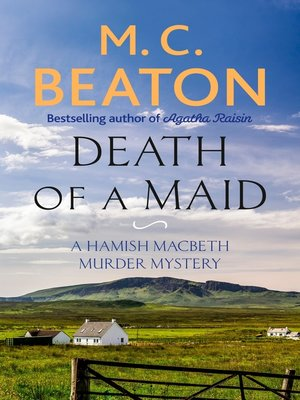 cover image of Death of a Maid