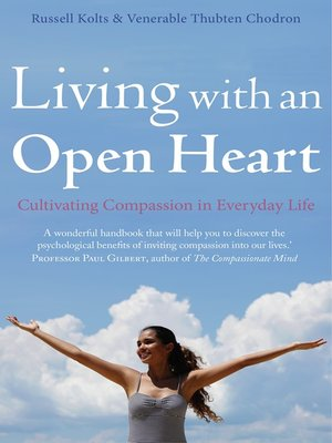 cover image of Living with an Open Heart