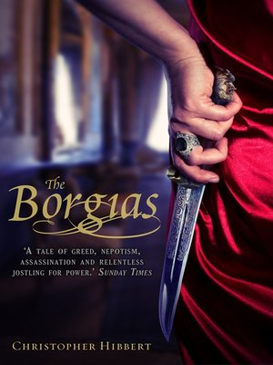 cover image of The Borgias
