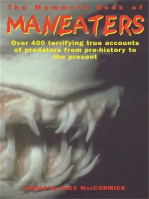 cover image of The Mammoth Book of Predators