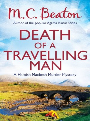 cover image of Death of a Travelling Man