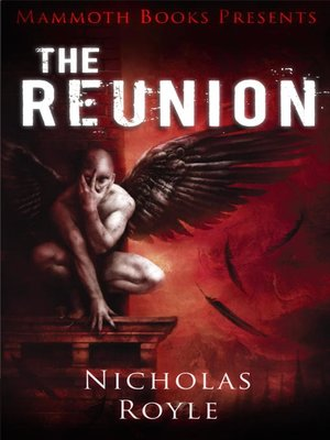 cover image of Mammoth Books Presents The Reunion