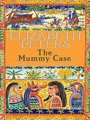 cover image of The Mummy Case