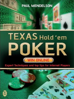 cover image of Texas Hold'em Poker