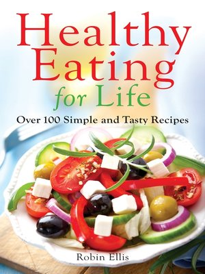 cover image of Healthy Eating for Life