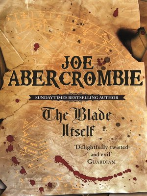 Joe Abercrombie The Blade Itself Epub