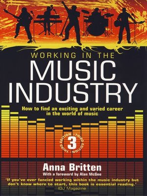 cover image of Working in the Music Industry
