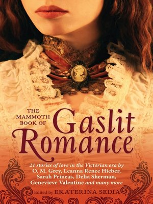 cover image of The Mammoth Book of Gaslit Romance
