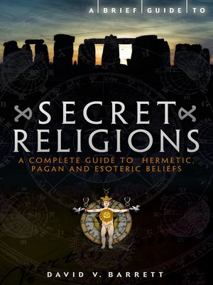 cover image of A Brief Guide to Secret Religions