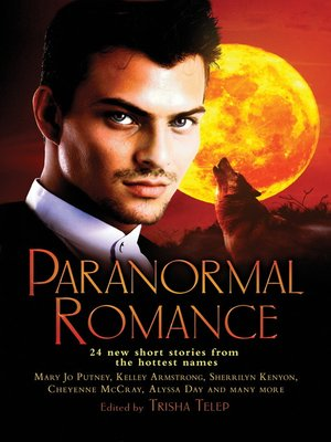 cover image of The Mammoth Book of Paranormal Romance 1