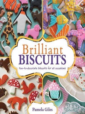 cover image of Brilliant Biscuits