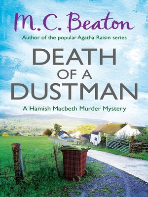 cover image of Death of a Dustman