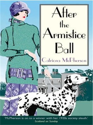 cover image of After the Armistice Ball