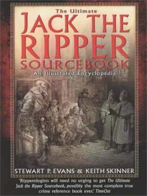 cover image of The Ultimate Jack the Ripper Sourcebook