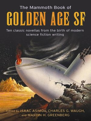 cover image of The Mammoth Book of Golden Age SF