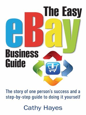 cover image of The Easy eBay Business Guide