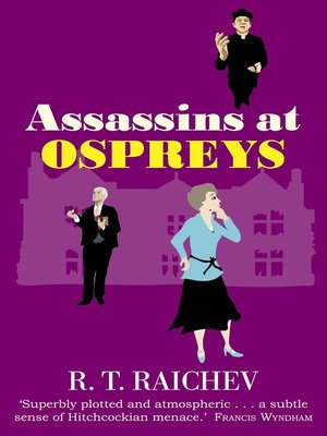 cover image of Assassins at Ospreys