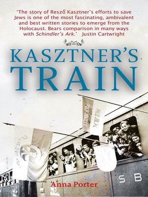 cover image of Kasztner's Train