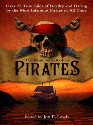cover image of The Mammoth Book of Pirates