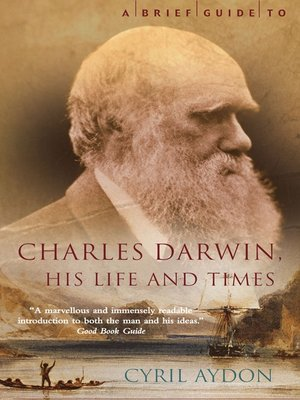 cover image of A Brief Guide to Charles Darwin