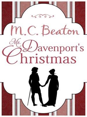 cover image of Ms. Davenport's Christmas