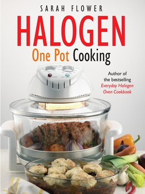 cover image of Halogen One Pot Cooking