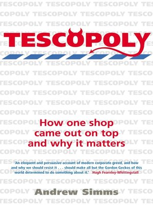 cover image of Tescopoly