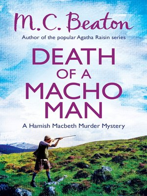 cover image of Death of a Macho Man