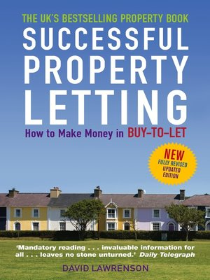 cover image of Successful Property Letting