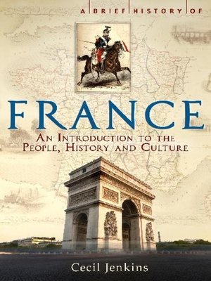cover image of A Brief History of France, Revised and Updated
