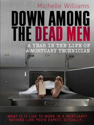 cover image of Down Among the Dead Men
