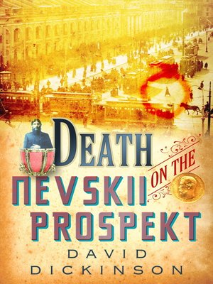 cover image of Death on the Nevskii Prospekt