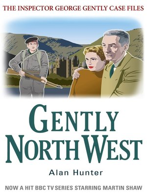 cover image of Gently North-West