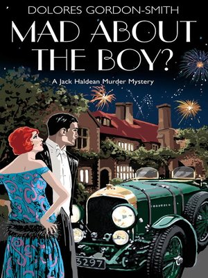 cover image of Mad About the Boy?