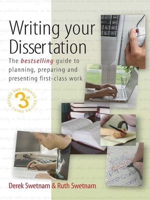 cover image of Writing Your Dissertation