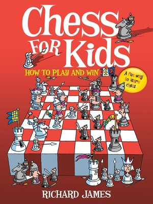 cover image of Chess for Kids