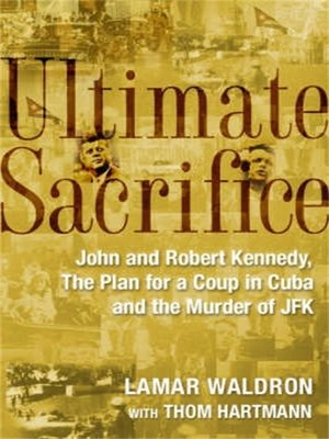 cover image of Ultimate Sacrifice
