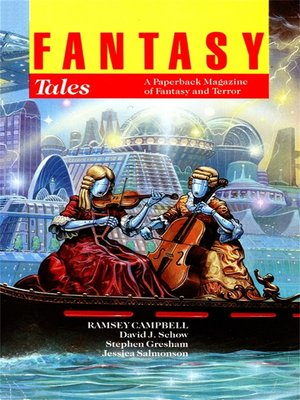 cover image of Fantasy Tales 3