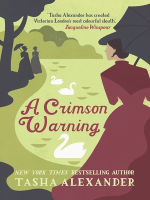 cover image of A Crimson Warning