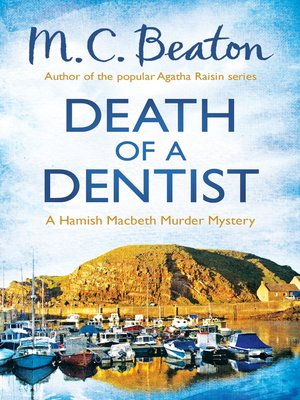 cover image of Death of a Dentist