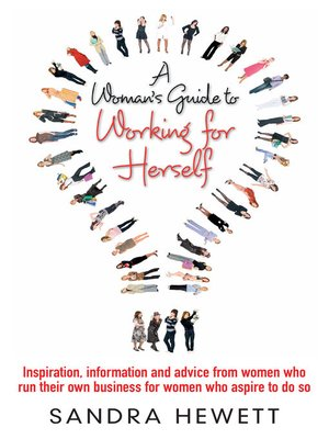 cover image of A Woman's' Guide to Working for Herself