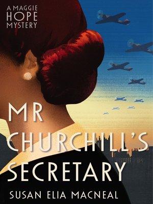 cover image of Mr Churchill's Secretary