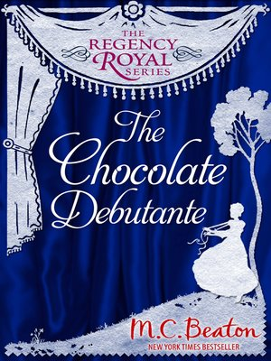 cover image of The Chocolate Debutante