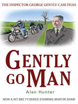 cover image of Gently Go Man