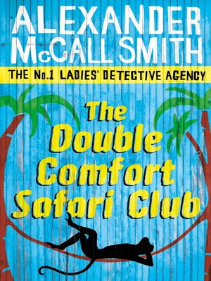 cover image of The Double Comfort Safari Club