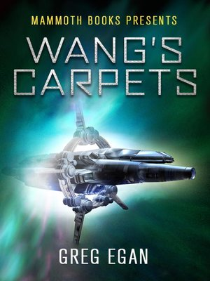 cover image of Mammoth Books presents Wang's Carpets